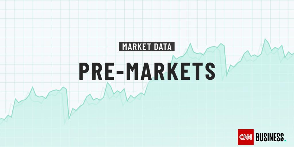Pre-market movers