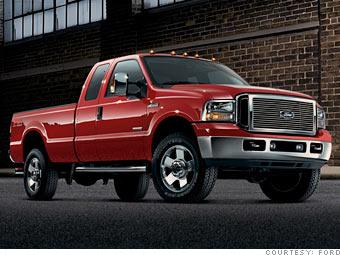 Ford F Series Truck