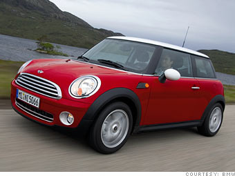Cars Best Of The Best 2007 Mini Cooper 7 Cnnmoneycom