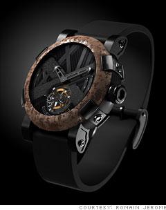 Swiss watchmaker Romain Jerome