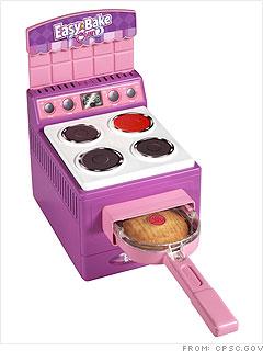 Easy-Bake Ovens