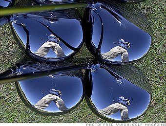 <b>Hot Stix Golf Outdoor Game Fitting</b>