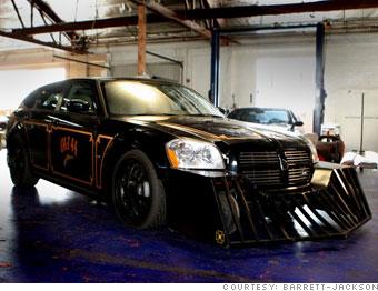 Cars Under 8000 >> Freaky Franken-cars go under the hammer - 2005 Dodge ...