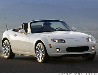 Fun to drive: Mazda MX-5