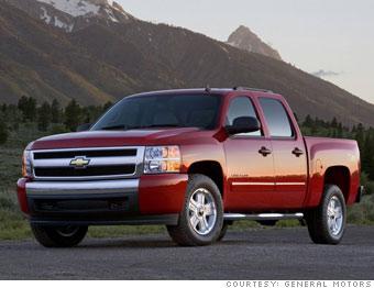 Pickup: Chevrolet Silverado 1500 Crew Cab