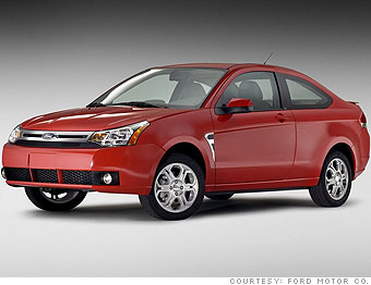 Wanted Gas Mileage And All The Goodies Ford Focus 9 Cnnmoney Com
