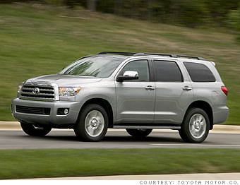 Toyota Finance Deals >> The cars Americans love best - Large SUV (13) - CNNMoney.com