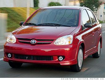 2000 - '05 Toyota Echo
