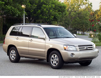 used with sale highlander toyota photos carfax for