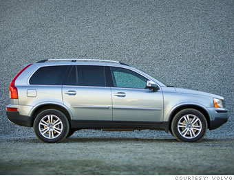 10 great deals on used crossover SUVs - 2006 Volvo XC90 (6 ...
