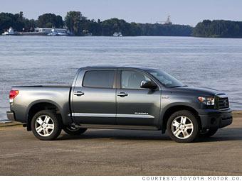 Pick-up trucks: Toyota Tundra