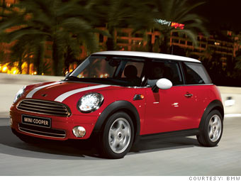 Cooper Electric Supply >> Top 10 resale value cars - Mini Cooper (3) - CNNMoney.com