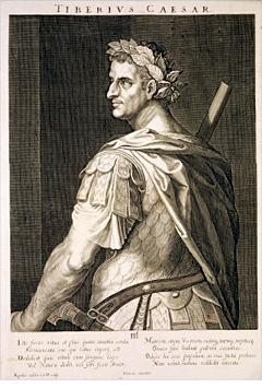 Tiberius Caesar, Ruler of Rome