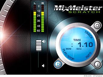 MixMeister Scratch