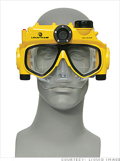Underwater Digital Camera Mask
