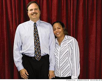 Robert and Deborah LePera