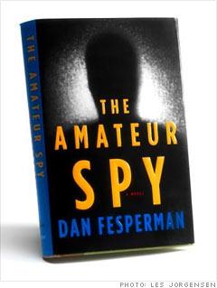 <b>The Amateur Spy</b>