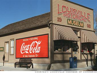 26. Louisville, Colo.