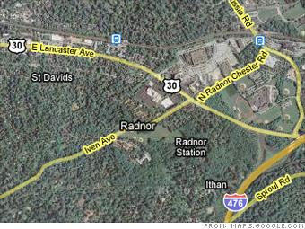 37. Radnor Township, Pa.