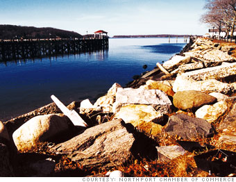 61. Northport, N.Y.