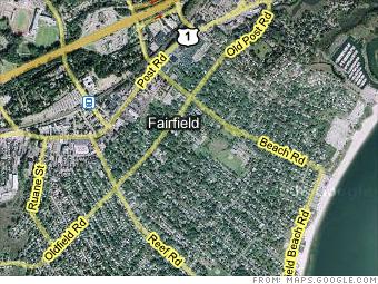 64. Fairfield, Conn.