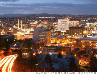 100 Best Places To Live And Launch 77 Spokane Wa 77