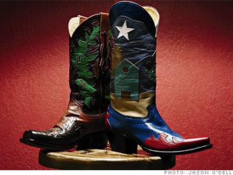 $1,000 El Paso boot