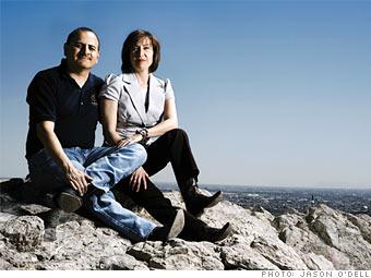 Joey and Priscilla Sanchez