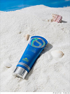 Innovative Skincare's SPF25 Treatment Sunscreen