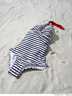 Island Company's Le French One-Piece