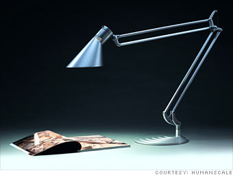 Humanscale's Diffrient Work Light
