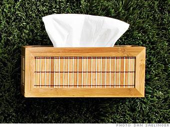 Eco Designz's Tissue Box