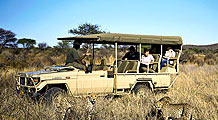 Luxurious eco-trips