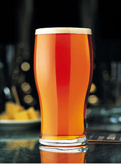 Hoppy beers (pale ales and IPAs)