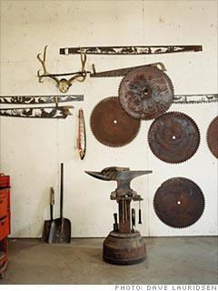 Artistic saws