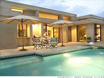 Kreiss Estate, <br> Palm Springs, Calif.