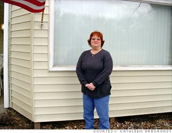 Kathleen Arborgast: Saddled by subprime