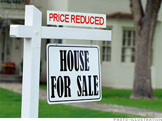 Sinking home prices