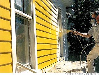 Paint, Caulks and Adhesives