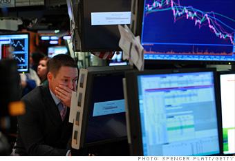 Sep. 15 - Lehman collapses, credit crisis begins