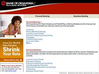 Bank of Oklahoma Financial Corp.