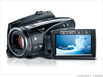 Canon VIXIA HV30