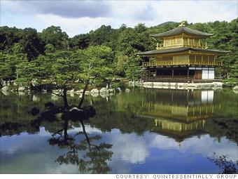 Japan in February