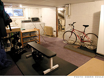 10 house selling secrets is revamped into a mini gym 21