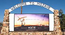 Mojave's space race