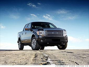 Best-selling vehicle: F-series