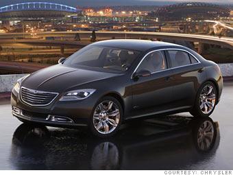 Chrysler 200C concept - New