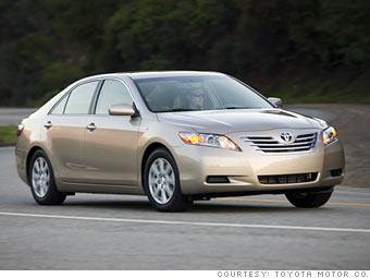 Decision Time New Vs Used Cars Toyota Camry 2 Cnnmoney Com