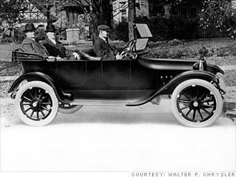 The First Car Ever Made >> 12 Cars That Made Chrysler 1914 Dodge 1 Cnnmoney Com
