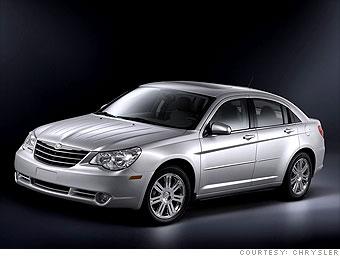 2007 - Chrysler Sebring